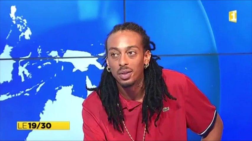 Keros-N - JT Guadeloupe 1ère (26/04/14)