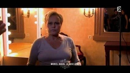 Muriel Robin : la mise à nu