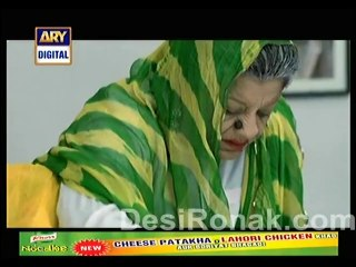Quddusi Sahab Ki Bewah - Episode 147 - April 27, 2014 - Part 3