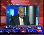 PCB Chairman Najam Sethi warns Army & ISI to step back against GEO