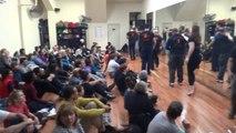 Salsa Demonstration - Nieves Latin Dance Studio