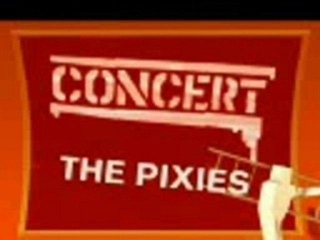 Pixies - @ Eurockéeenes de Belfort