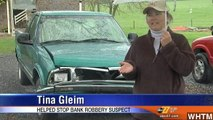 Penn. Woman Crashes Truck, Stops Escaping Bank Robber