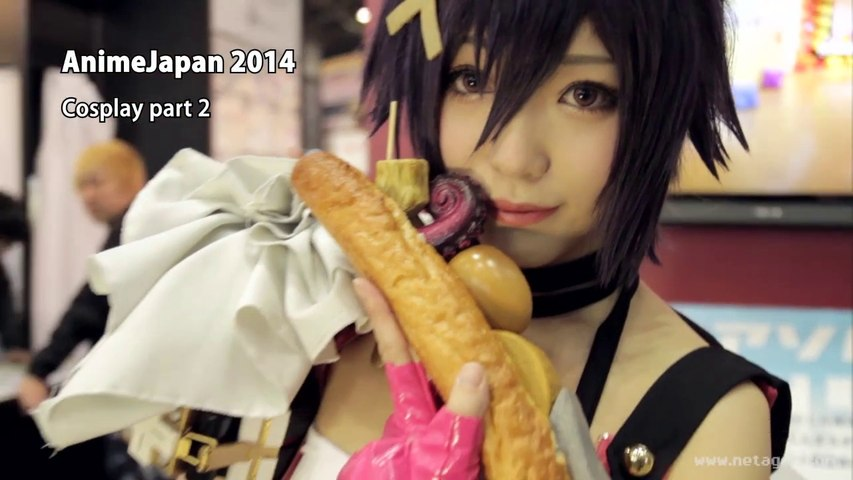 #106 AnimeJapan 2014 Cosplay part2