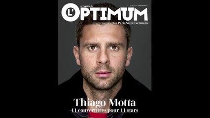 PSG X L'OPTIMUM - THIAGO MOTTA