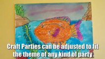 Blue Dolphin Always Delivers Enjoyable Craft Parties 1   by Arts and Crafts 4 4-28-2014 (408) 647-5055 san jose