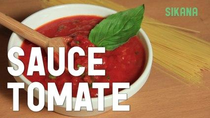 Comment faire une sauce tomate délicieuse ?