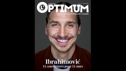 PSG X L'OPTIMUM - ZLATAN IBRAHIMOVIC