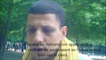 Rencontre avec Ali ETMAN, jeune révolutionnaire égyptien que la France veut expulser