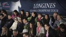 Lancement de la Longines Global Champions Tour à Anvers