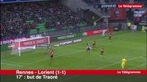 Ligue 1. Les matchs bretons : tous les buts