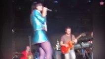 Lily Allen parodie Beyonce sur scène