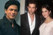 Kat snubs SRK for Hrithik!