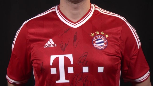 Foot Mercato et Adidas vous font gagner un maillot du Bayern Munich !