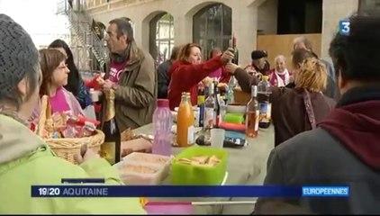 Nouvelle Donne Aquitaine France 3