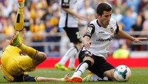 El Atlético de Madrid acaricia el título de Liga, tras su victoria en Valencia