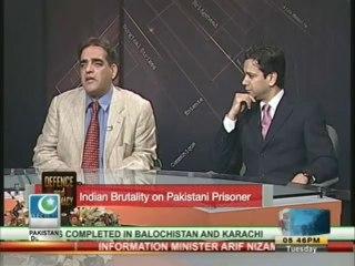 Killing of Pak Prisoner in India
