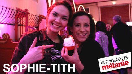 SOPHIE-TITH - Interview Minute