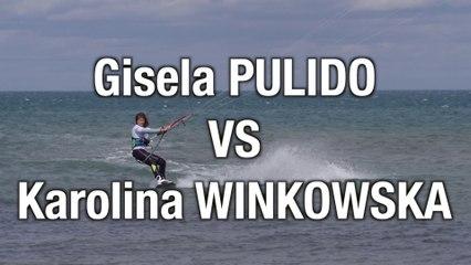 Mondial du Vent 2014 - PKRA Freestyle Singles Women Final
