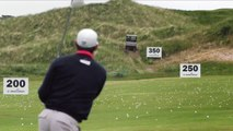 Pro golf player VS Ball Boy! Hilarious Tv Ads