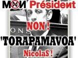 Humour Torapamavoa Nicolas sarkozy LE rap chanson anti sarko