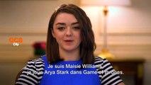 Maisie Williams annonce la saison 4 de Game of Thrones - chaque lundi à 20.55 sur OCS City