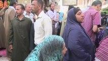 Egypte: le chef des Frères Musulmans condamné à la peine de mort