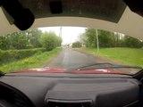Caméra embarquée du Rallye de la Lys 2014     Es St Venant