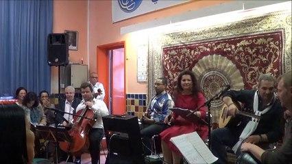 Printemps des Poètes 2014 - 07_Mahmoud Darwish Asmahane lectures par Enfants et Nizar Qabani