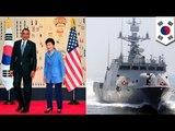 South Korea navy fires warning shots after North Korea ships cross maritime border