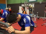 Tennis de table: Han Hua, un envoyé très spécial pour l'équipe de France - 28/04