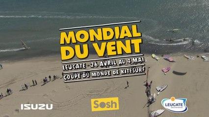 Mondial du Vent 2014 - Kitesurfing, windsurfing and... José Garcia day 3