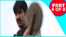 Vikramarkudu | Telugu Film Part 4 of 8 | Ravi Teja, Anushka Shetty, Ajay