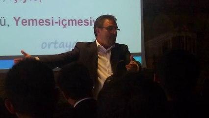Öğr. Gör. Mustafa Öztürk'ten Başbakalnlık Koruma görevlilerine Eğitim