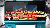 Super Street Fighter IV 3D Version