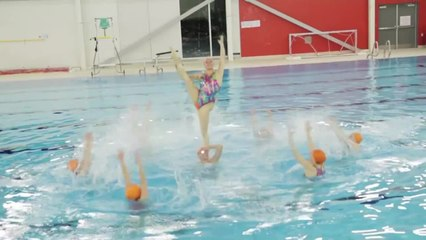 Jaden Chase - Webisode #8 - Synchro Swimmer Fan Video