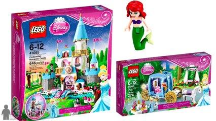 LEGO Review - Merida's Highland Games (Disney Princess)