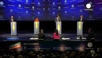 Débat présidentiel européen : les candidats avancent leurs pions