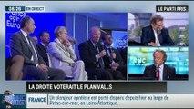 Le parti pris d'Hervé Gattegno : L'UMP devrait voter le plan Valls - 29/04
