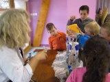 Bury : Les enfants du centre de loisirs se transforment en petits scientifiques