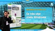 Un mercato qui ne coûtera pas cher à l'OM, le loyer du Vélodrome... La revue de presse Foot Marseille !