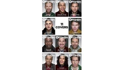 1 ZLATAN 10 STARS 11 COVERS L'OPTIMUM SPECIAL PSG