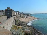 Destination Vacances Ille et Vilaine : Saint Malo ses plages ses paysages remarquables