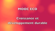 CROISSANCE ET ENVIRONNEMENT (2° partie): le développement durable