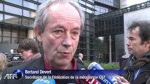 Alstom: Montebourg a reçu les syndicats