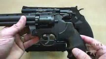 Umarex Walther PPS CO2 Blowback BB Pistol Table Top Review - video