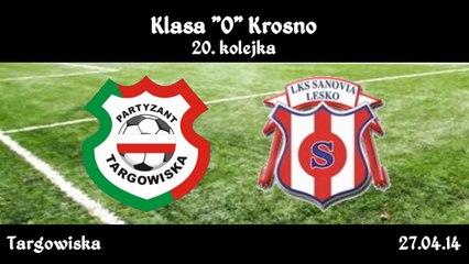 V liga: Partyzant Targowiska - Sanovia Lesko