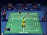 [Highlights] Badminton KOO Kien Keat Tan Boon Heong vs Lee Yong Dae CHUNG Jae Sung 2009 China [3...