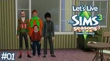 Les Sims 3 Saison 3 #01 Une famille de cassos !