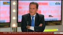 Eric Besson, ancien ministre de l'industrie, dans Le Grand Journal - 29/04 4/4